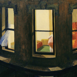 1.Fig. 2 Night Windows, 1928 Oil on canvas 29 x 34 in. (73.7 x 86.4 cm) *The Museum of Modern Art, New York, Gift of John Hay Whitney, 1940 *Digital Image © The Museum of Modern Art / Licensed by SCALA / Art Resource, New York *Courtesy, Museum of Fine Arts, Boston Image licenced to Jodi Simpson MUSEUM OF FINE ARTS BOSTON by Jodi Simpson Usage :  - 3000 X 3000 pixels (Letter Size, A4)  © Digital Image (c) The Museum of Modern Art/Licensed by SCALA / Art Resource